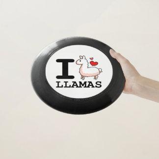 Iラマのラマ Wham-Oフリスビー