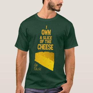 I切れのチーズTシャツを所有するため Tシャツ