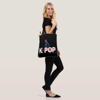 ♪♥I愛KPopのすばらしくクラシックでシックな全にプリント トートバッグ