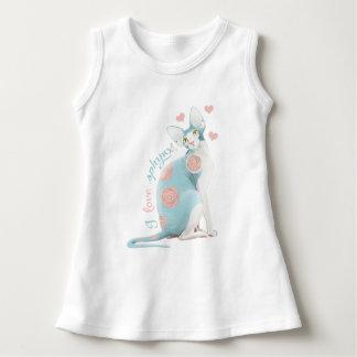 💛💙💛I愛sphynx! 💛💙💛 ドレス