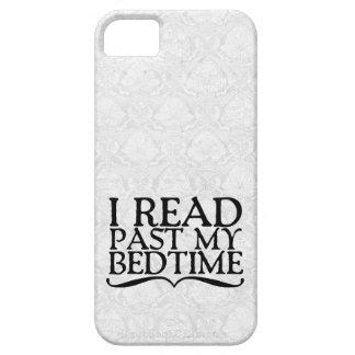 I私の就寝時間を過ぎて読まれて iPhone SE/5/5s ケース