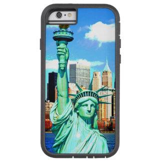 I電話6箱NewYorkの自由の女神 Tough Xtreme iPhone 6 ケース