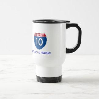 I10Trucking.com トラベルマグ