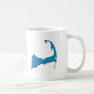 I ♥のケープコッドのマグ コーヒーマグカップ