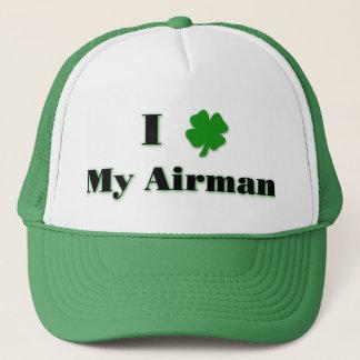 I (クローバー)私のパイロットの帽子 キャップ
