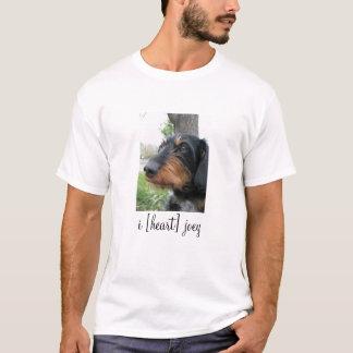 I [ハートの] joey tシャツ