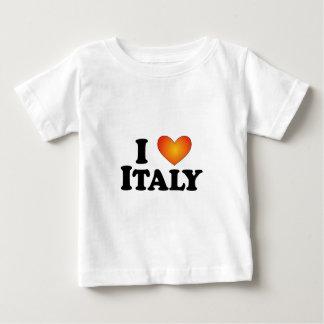 I (ハート)イタリア-ライト数々のプロダクト ベビーTシャツ