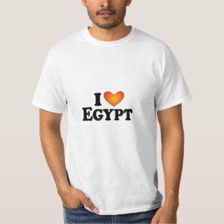 I (ハート)エジプト-ライト数々のプロダクト Tシャツ