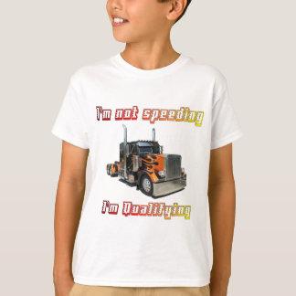 I' 促進しないm tシャツ