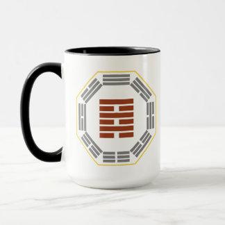 """I """"完了""""の前のChingの六芒星64の魏のキー マグカップ"""