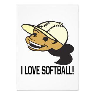 I 愛 ソフトボール