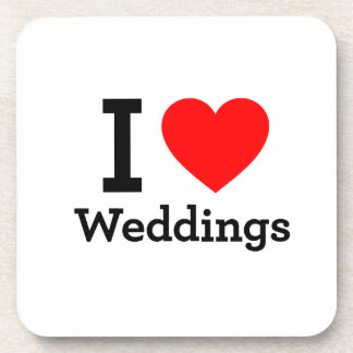 I 愛 結婚式 コースター