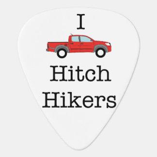 I [積み込みの]ヒッチハイカー ギターピック