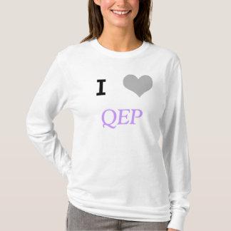 I <3オメガのエプシロンのRhoのTシャツ Tシャツ