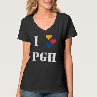 I <3ピッツバーグ Tシャツ