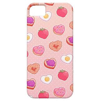 I <3朝食のiPhone 5の場合 iPhone SE/5/5s ケース
