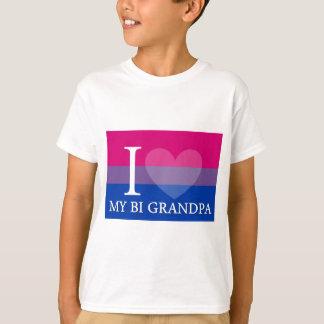 I <3私のBiの祖父 Tシャツ
