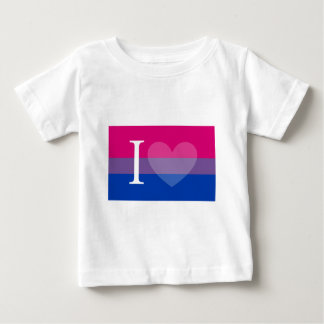 I <3 ベビーTシャツ