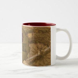I <3 Steampunkのマグ ツートーンマグカップ