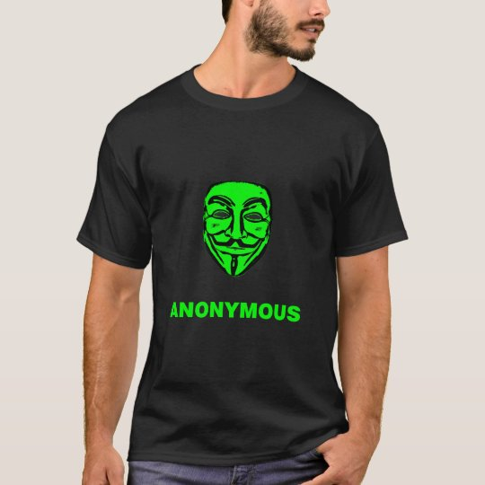 I AM ANONYMOUS. Tシャツ