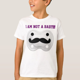 I AM NOT A BABY!!! Tシャツ
