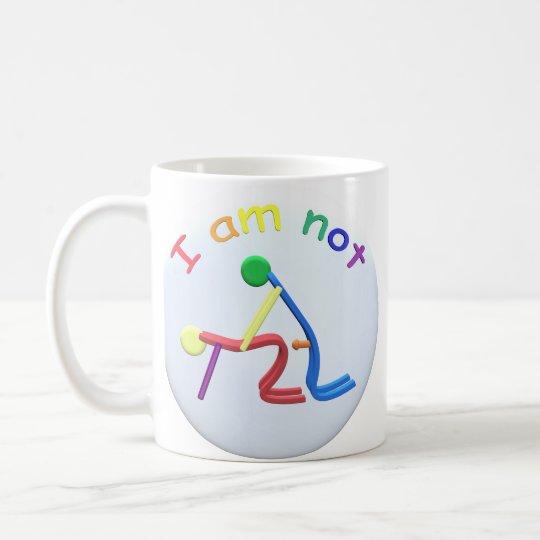 I am not straight コーヒーマグカップ
