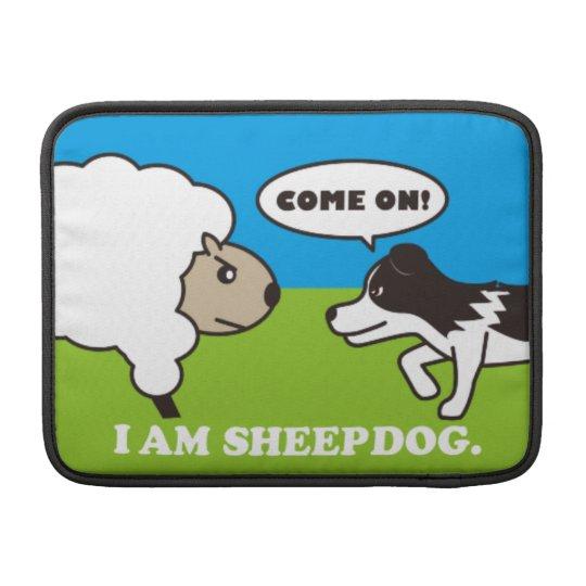 I AM SHEEPDOG MACBOOK AIR 13インチケース MacBook スリーブ