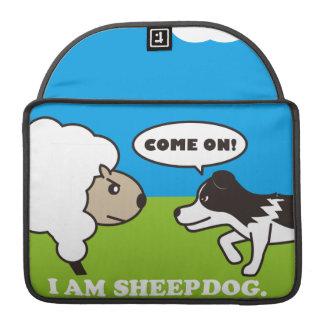 I AM SHEEPDOG MACBOOKPRO 13インチケース MacBook PRO用スリーブ
