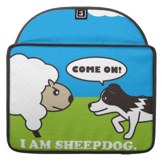 I AM SHEEPDOG MACBOOKPRO 15インチケース MacBook PROスリーブ
