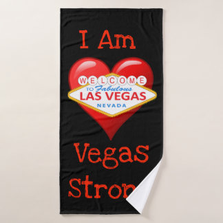 I Am Vegas Strong バスタオルセット