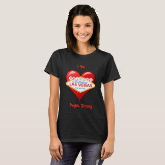 I Am Vegas Strong Tシャツ