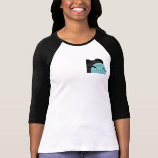 @i_ben_fineのTwitterのロゴ Tシャツ