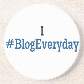 I #BlogEveryday砂岩コースター コースター