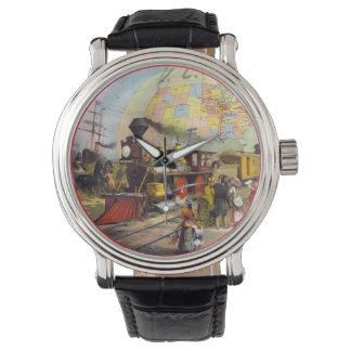 I.C.R.R. 1882腕時計 腕時計