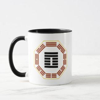 "I Chingの六芒星42 I ""増加"" マグカップ"