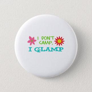 I GLAMPのないキャンプ 缶バッジ