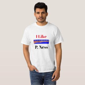 I Like P. Ness Christmas Holiday Shirt Tシャツ