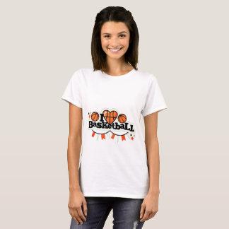 I Love Basketball Tシャツ