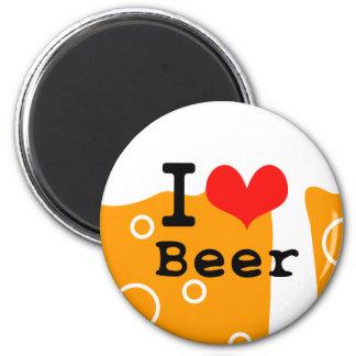 I Love Beer マグネット