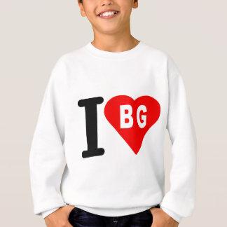 i_love_Bulgaria.png スウェットシャツ