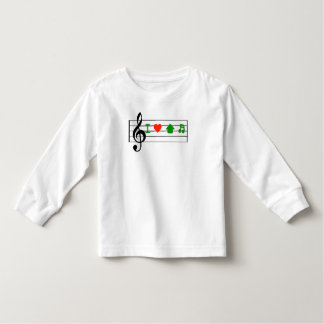 I Love House Music - T Shirt Toddler's トドラーTシャツ