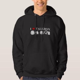 I LOVE TALKBOX Basic Hooded Sweatshirt (3 Color) パーカ
