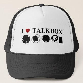 I LOVE TALKBOX Trucker Hats (11 Color) キャップ