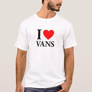 I Love Vans Tシャツ