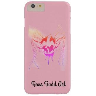 I phone/iのパッドの箱のピンク スリム iPhone 6 plus ケース