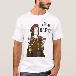 I r芸術家のlolz tシャツ