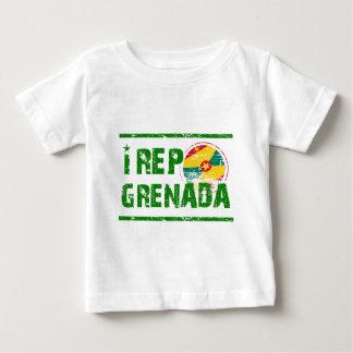 I repグレナダ ベビーTシャツ