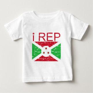 I repブルンディ ベビーTシャツ