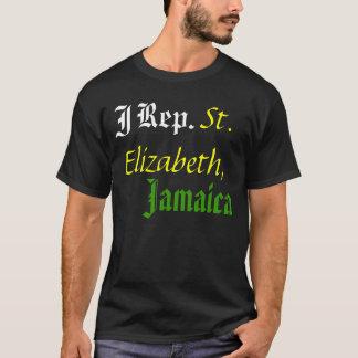 I Rep St.エリザベス、ジャマイカ Tシャツ