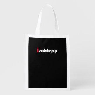 I Schleppの再使用可能な買い物袋 エコバッグ